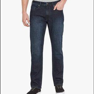 David Bitton by Buffalo  men's dark  denim jeans